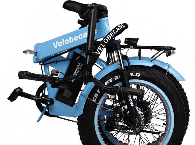 Présentation du vélo électrique pliant léger et conseils de choix